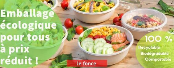 emballages alimentaire écologique