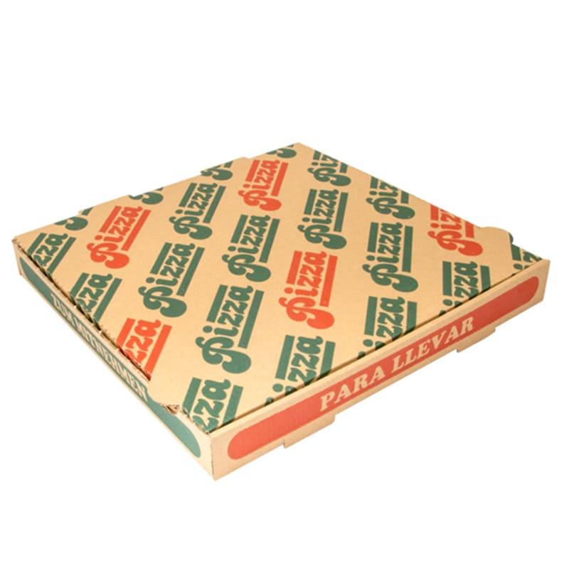 Boîtes pizza carton
