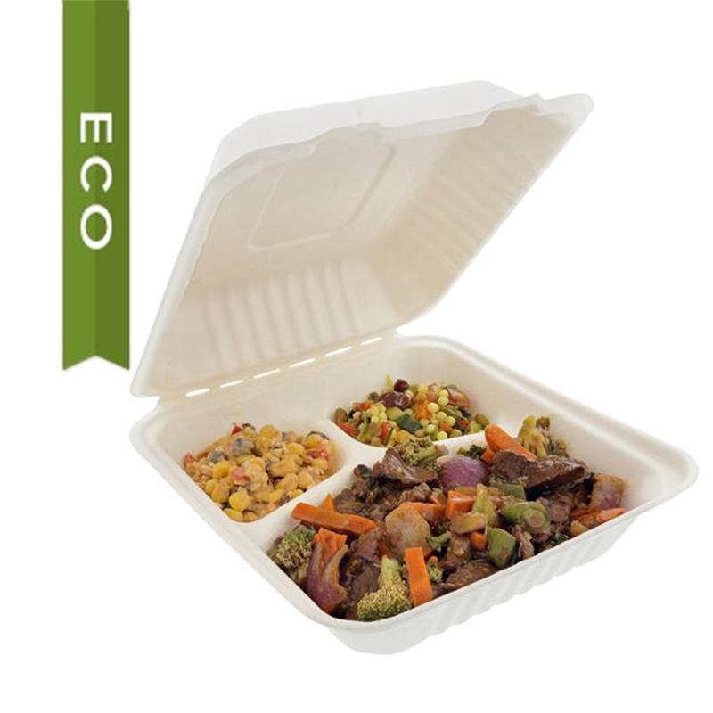Boîte Repas Ecologique fibre de canne